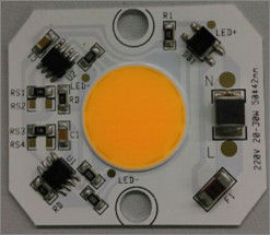 AC 20W - 30W DOB LED Module 0.99 PF High Voltage COB For Lowbay Light