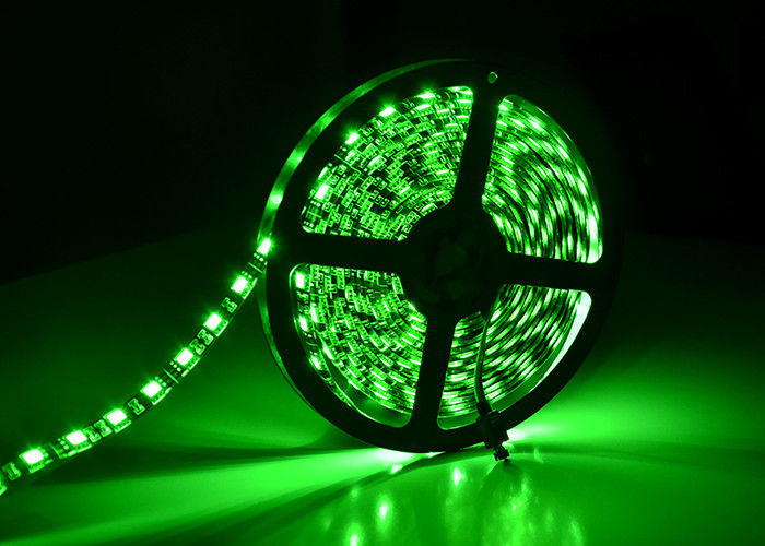 Red Blue Green Color 5050 RGB LED Stripv IP44 Waterproof CE RoHS UL Approved