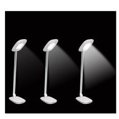 Free Standing Foldable Dimmable USB LED Desk Lamps 12 V / 1A 35000H