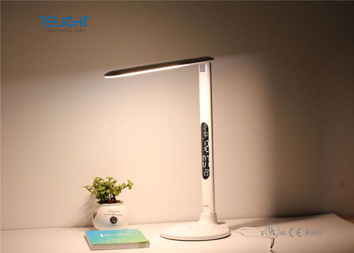 Rotatable Study Table Dimmable LED Reading Lamp 3 Lighting Modes And Brightness