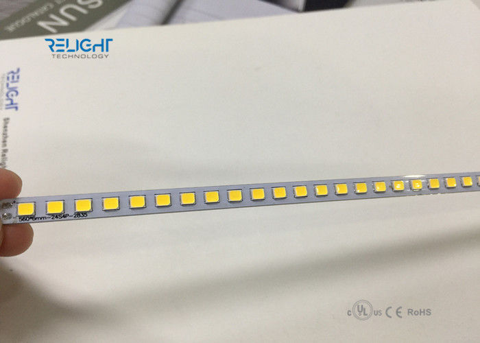 Rigid Strip Led Light Modules 12V 96pcs 2835 With Aluminum PCB Back Lighting