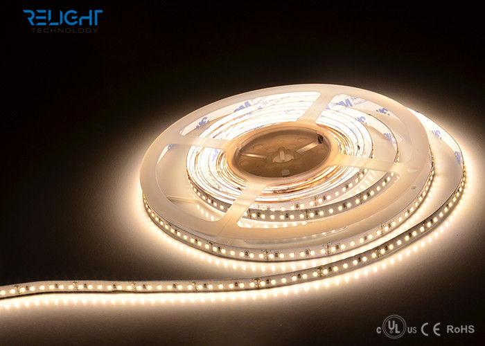 SMD 3528 Flexible LED Tape Light Strips with DC24v for Single Color 3000K with UL Certificate