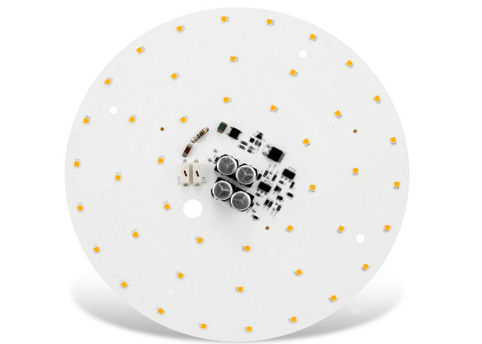 Round AC120V/220-240V Cool White color led dimmable module D100mm-2700K/4000K CRI90 Aluminum PCB material